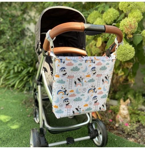 Bolsa para Carro Bebé Osos...