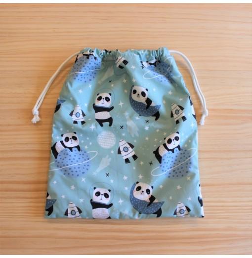 Bolsa Multiusos Pandas en...