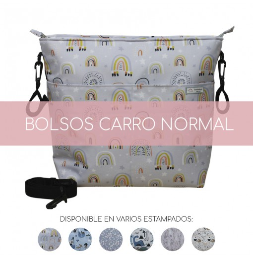 Bolsos Impermeables Normal