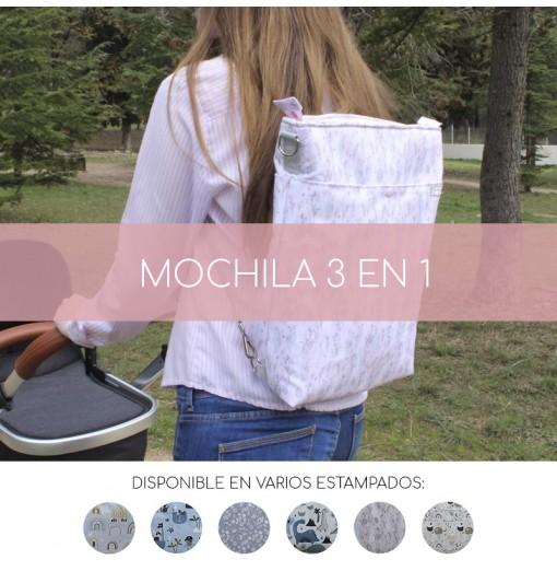 Mochilas 3 en 1
